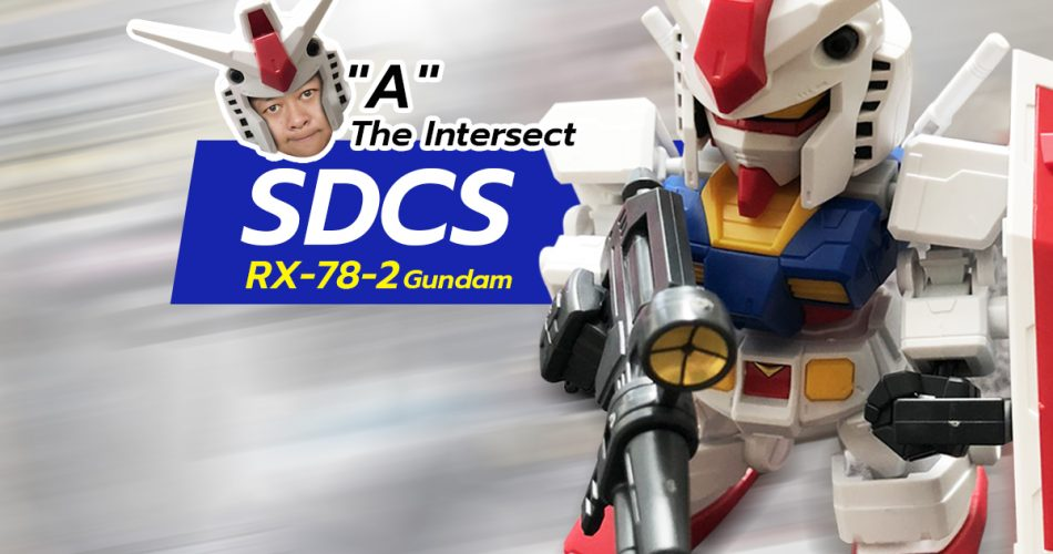 SDCS-rx78-2 - A The Intersect